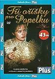 Tri orisky pro Popelku (Drei Haselnüsse für Aschenbrödel (Three Wishes for Cinderella)) [paper sleeve]