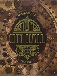 City Hall : Coffret en 3 volumes : Intégrale saison 1. Avec un note book