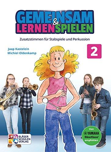 Michiel Oldenkamp,Jaap Kastelein-Gemeinsam Lernen und Spielen Band 2-BOOK