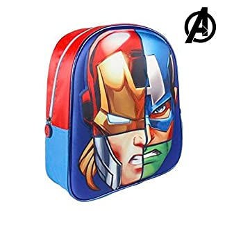 Avengers CD-21-2092 2018 Mochila Infantil, 40 cm, Multicolor