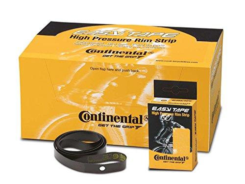 Continental Felgenband Easy Tape Hockdruck 15 Bar, Schwarz, 16-622, 0195066