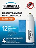 Thermacell Large Refill Pack (Mats & Gas) Large Refill Pack (mats & Gas) - Multi, N/A