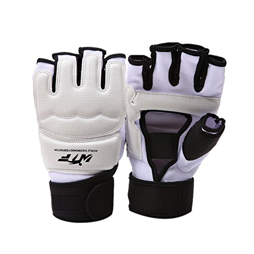 Zaote MMA UFC Boxing Taekwondo Handschuhe, WTF Genehmigt Kampfkunst Boxsack Boxen Grappling Sparring...