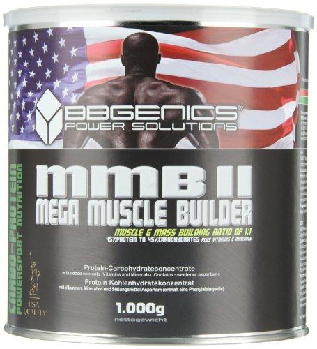 BB Genics MMB II MegaMuscleBuilder