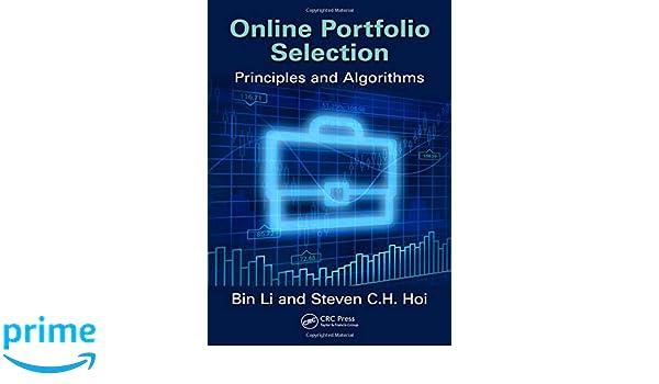 Online Portfolio Selection Principles And Algorithms Amazon