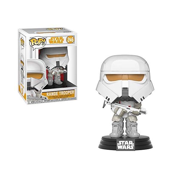 Funko Pop Range Trooper (Star Wars 246) Funko Pop Han Solo: Una Película de Star Wars