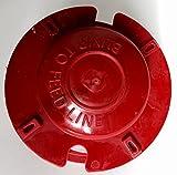 Fadenspule Ersatzspule Spule Benzin Freischneider Sense Ersatzfadenspule passend für FLORABEST Benzinsense FBS 43 A1 Benzin-Sense Sense 1,35 kW 1,8 PS 2 Takt Motor
