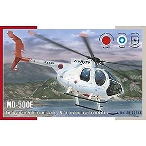 Unbekannt Special Hobby sh72346-Maqueta de md500e Helicopter