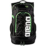 arena Unisex Funktions Rucksack Fastpack 2.1 1E388 BLACK X-PIVOT-FLUO GREEN One size