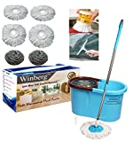 Winberg Spin Mop Magic Mop stainless ste...