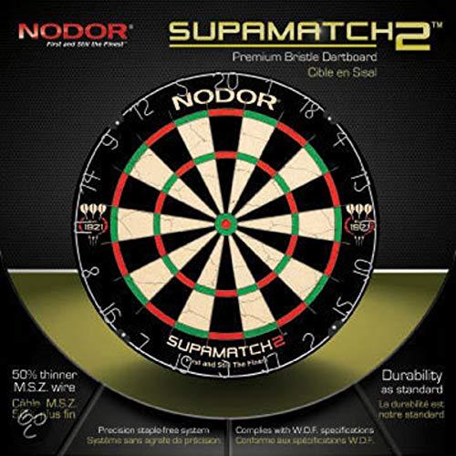 Bristle Dart-Board Supamatch M2 (Darts Und Board)