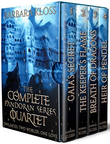 Gaia's Secret: The Complete Pandoran Series Quartet (A Pandoran Novel) (English Edition)