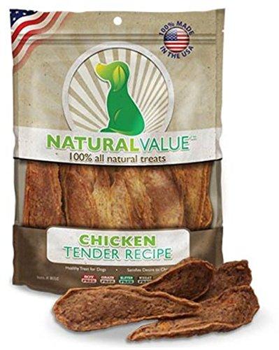 LOVING PETS Natural Value Treats 16oz-Chicken Tenders