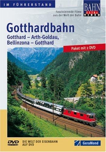 Preisvergleich Produktbild DVD Im Führerstand: Gotthardbahn