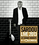 Les Grands Moments Live [Blu-ray]