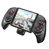 NusGear iPega PG-9023 Wireless Bluetooth Game Controller (Black)