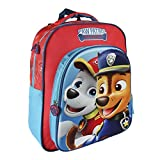 Paw Patrol 2100001983 - Chase & Marshall taille de l'effet 3D sac à dos 41 cm