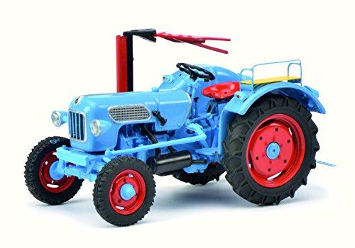 Schuco 450273600 Eicher EM 200 Fahrzeug, 1:43, blau