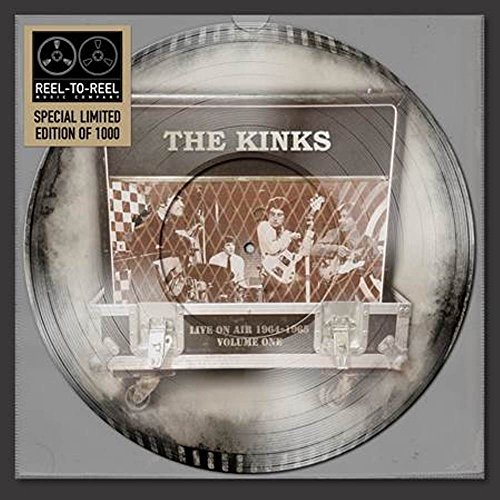 Live on Air 1964-1965 - Limited Edition (1000) Picture Disk [Vinyl LP]