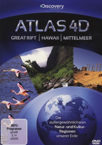 Discovery Atlas 4D