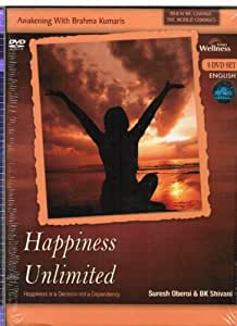 Happiness Unlimited (5 DVD Set): Happiness is a Decision not a Dependency