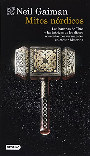 Mitos Nórdicos por Gaiman