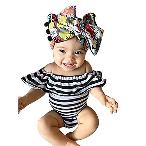 IGEMY - Combinaison - Bébé (fille) 0 à 24 mois - noir -