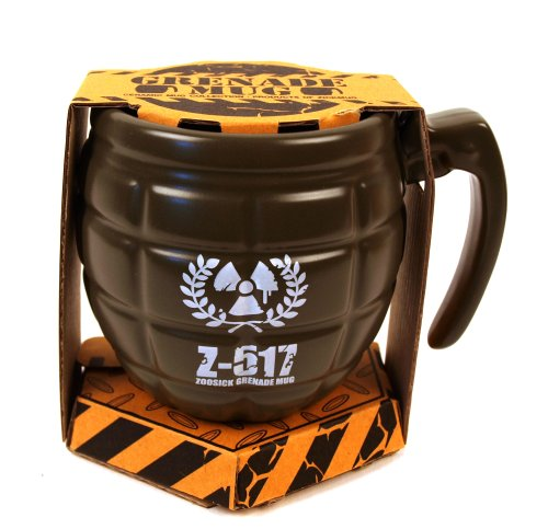 Unbekannt Fizz Creations 3005 Grenade Mug Apropos Cup
