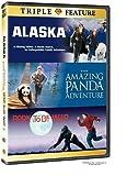 Born to Be Wild & Alaska & Amazing Panda Adventure [Import USA Zone 1]