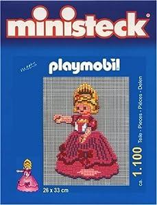 Playmobil 32711 - Ministeck Castillo de Cuento de Hadas Princesa Piezas de Unos 1.100