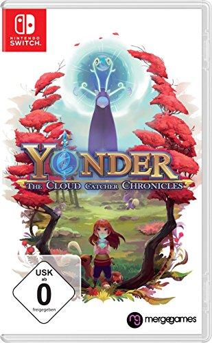 Yonder: The Cloud Catcher [Nintendo Switch] (Catcher Spiel)