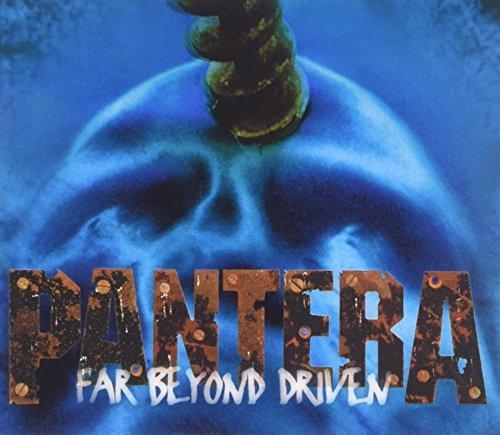 Far Beyond Driven (20th Anniversary Edition) by Pantera (2014-08-03)