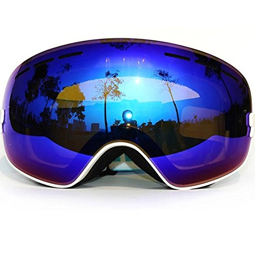 Witmoving Copozz Pro Masque de ski snowboard UV400...