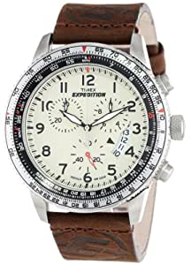 Timex Expedition Herren-Armbanduhr Military Chronograph Quarz T49893D7