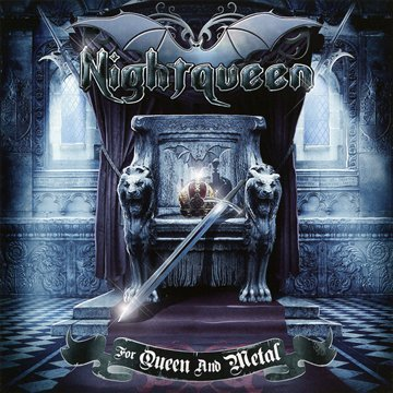 Nightqueen: For Queen and Metal (Audio CD)