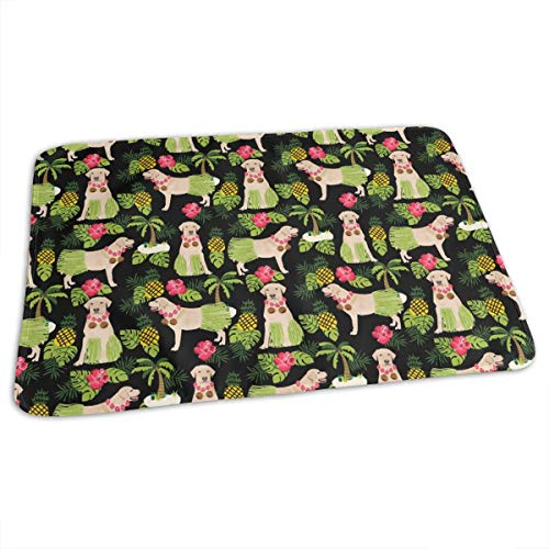 Pug Halloween Costume - Cute Dogs In Costumes - Peach Baby Portable Reusable Changing Pad Mat 31.5x21.5 inches (Halloween De Tpu Costume)