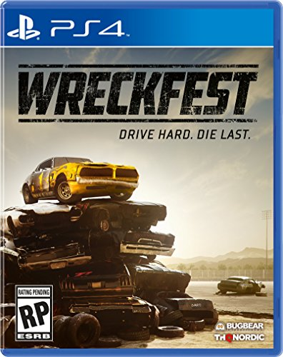 Wreckfest for PlayStation 4 [USA]