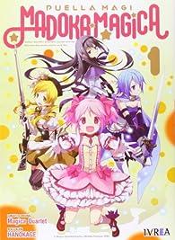 Madoka Mágica 01 par  Magica Quartet & Hanokage