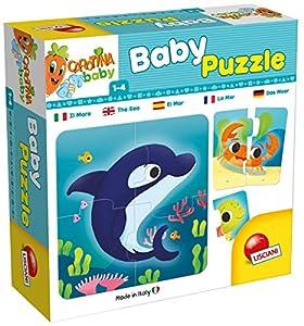 Lisciani Giochi - Juego Educativo Carotina Baby Puzzle