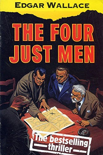 four-just-men-english-edition