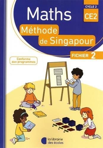 Mathmatiques CE2 Cycle 2 Mthode de Singapour : Fichier 2