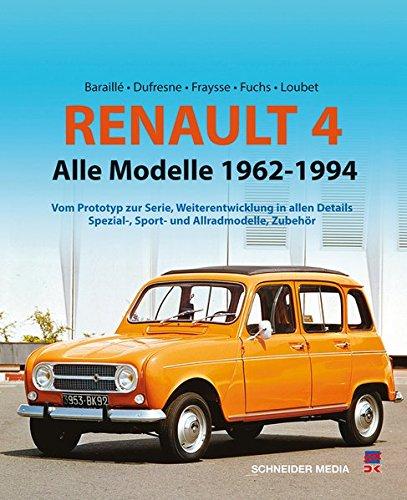 lle 1961 – 1994: Vom Prototyp zur Serie, Weiterentwicklung in allen Details, Spezial-, Sport- und Allradmodelle, Zubehör ()
