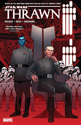 Collects Star Wars: Thrawn #1-6.He's one of the most cunning and ruthless warriors in the history of Star Wars! Now, discover how Grand Admiral Thrawn became one of the most feared military tacticians in a galaxy far, far away. Jody Houser and Luke R...