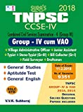 Buy now complete study material of TNPSC CCSE Group IV & VAO (Combined) Exam Guide 2018 in English at Sura books. Contents TNPSC Group-IV (Special Exam) Original Question Paper - 2014........................ 1 - 24 TNPSC Group-IV (Special Exam) O...