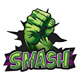 #2: The Hulk Smash Car Graphic Sticker Decal Styling Accessories by Autographix