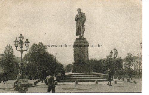 Alexander Puschkin Denkmal