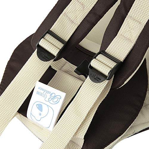 Baby Hip Seat Carrier Newborn Infant Carrier Backpack Travel Seat Front Multifunction Breathable for Child and Moms, Dads  Perfectii