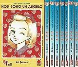 Non sono un angelo 1/8 serie completa di Ai Yazawa prima edizione Panini
