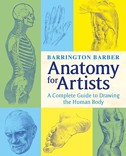 Anatomy for Artists: The Complete Guide to Drawing the Human Body por Barrington Barber