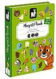 Best Université Jeux Jouets pour animaux - Janod–– Livre magnétique Animaux 30Aimants + 10cartes, 19x Review